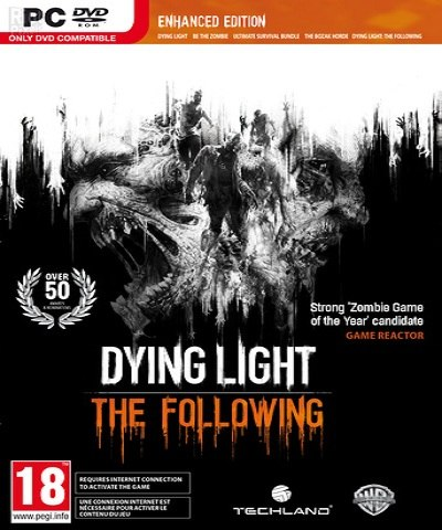 Dying Light: The Following - Enhanced Edition 2016