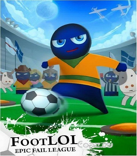 Foot LOL Epic Fail League
